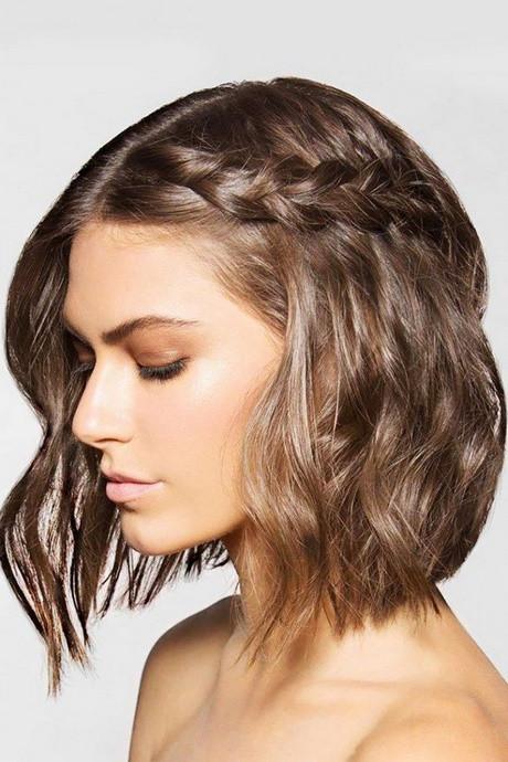 Frisuren Kinnlanges Haar  Festliche frisuren für kinnlanges haar