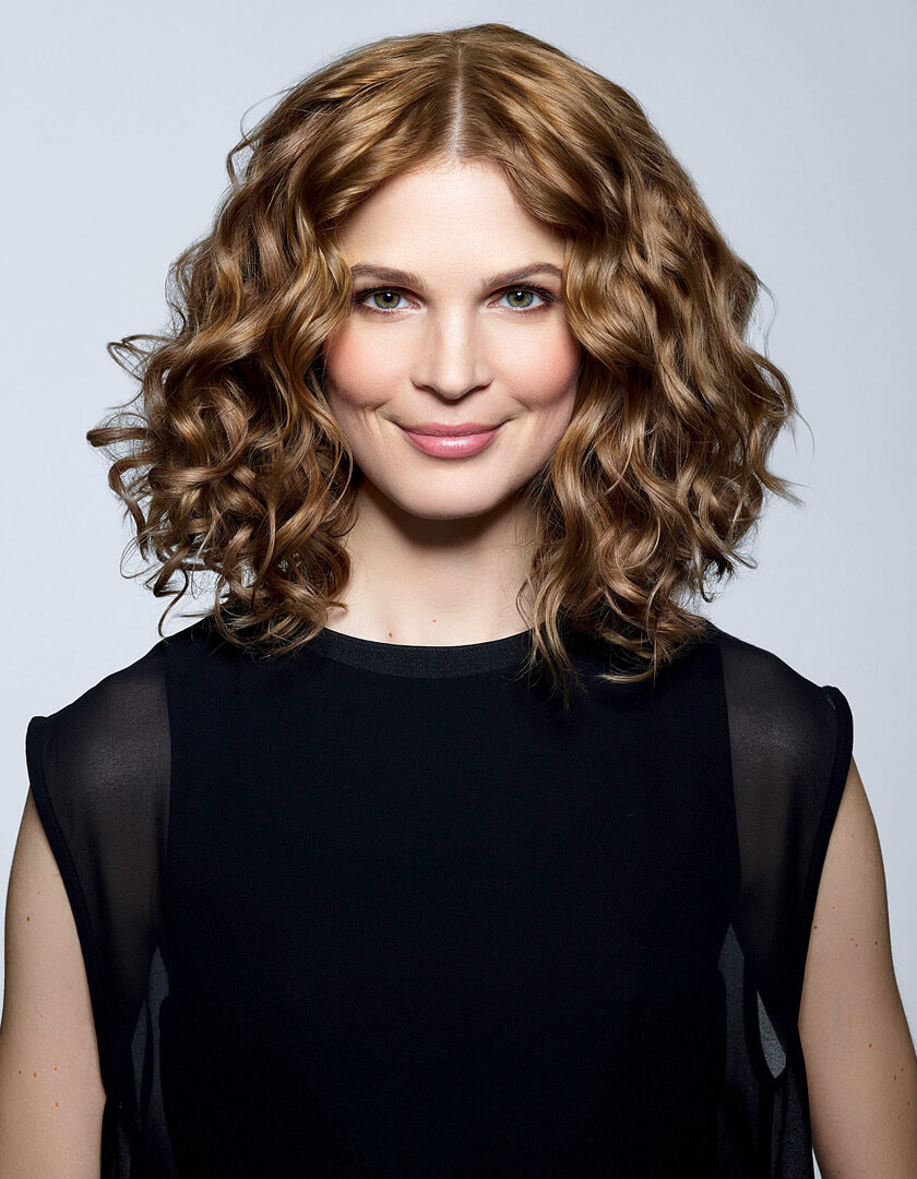 Frisuren Locken Bob  Frisuren Anleitung Locken Bob