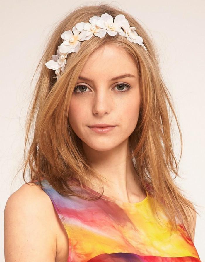 Frisuren Mit Haarband  Frisuren mit Haarband Inspirierende stilvolle Ideen