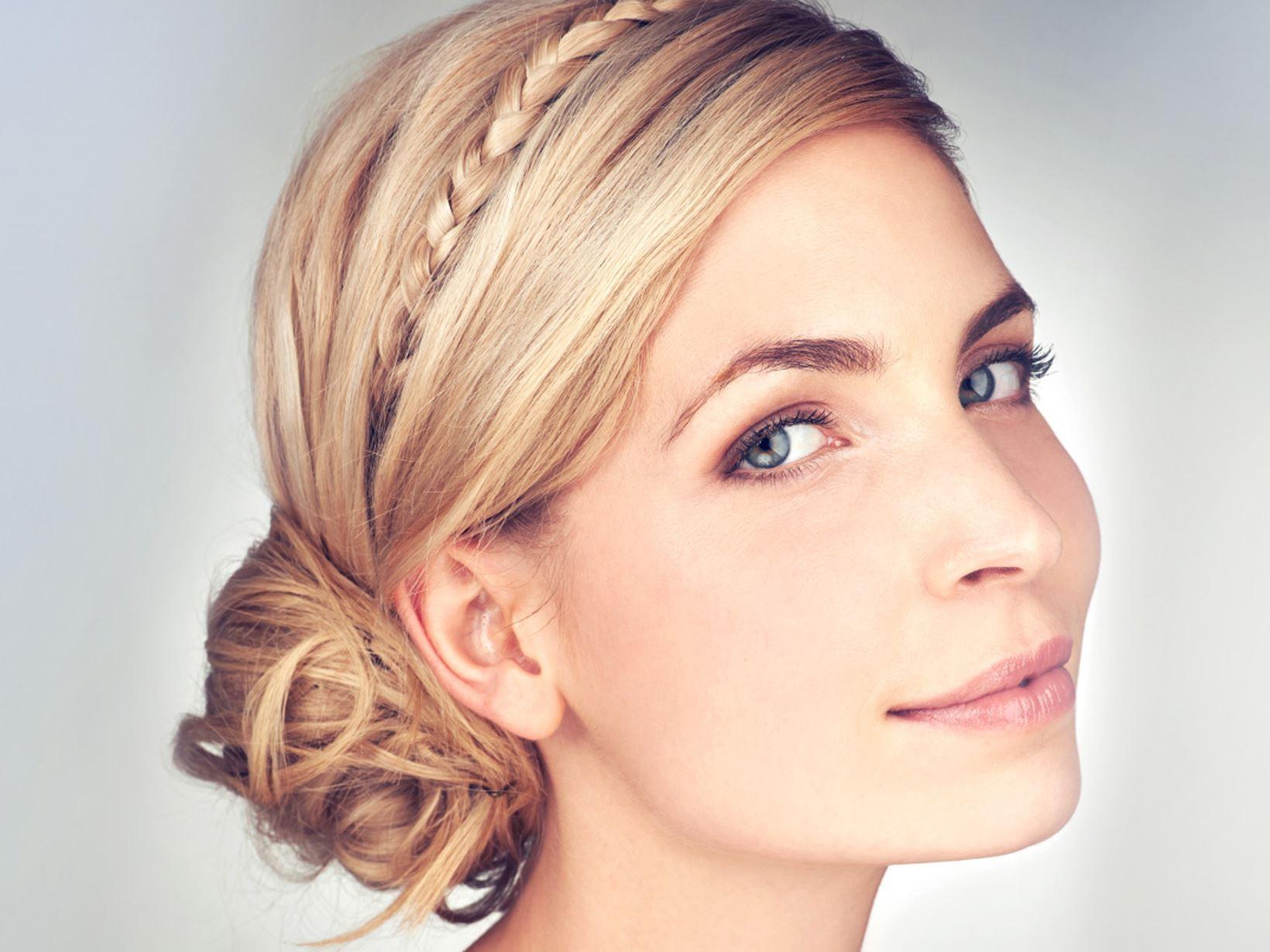 Frisuren Mit Haarband  Frisuren mit Haarband Styles und Anleitungen – NIVEA