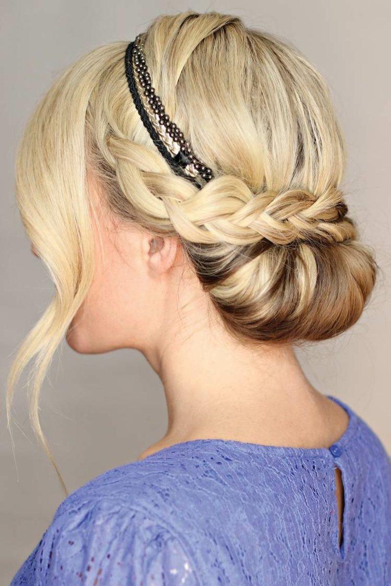 Frisuren Mit Haarband  Oktoberfest Frisuren – tolle Ideen zum Nachmachen