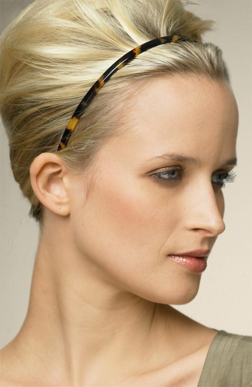 Frisuren Mit Haarband  50 sehr tolle Ideen für Frisuren mit Haarband Archzine