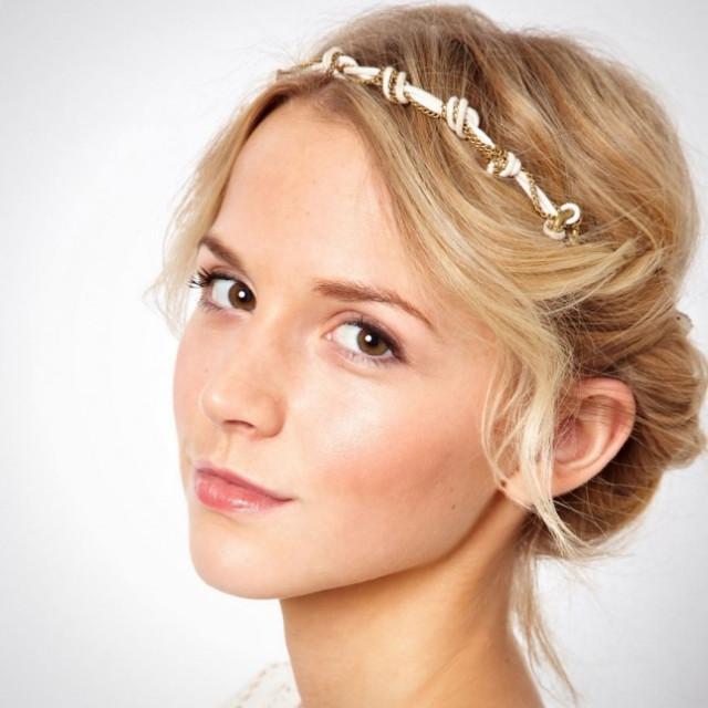 Frisuren Mit Haarband  Haarband Frisuren Ideen für einen festlichen & Alltags