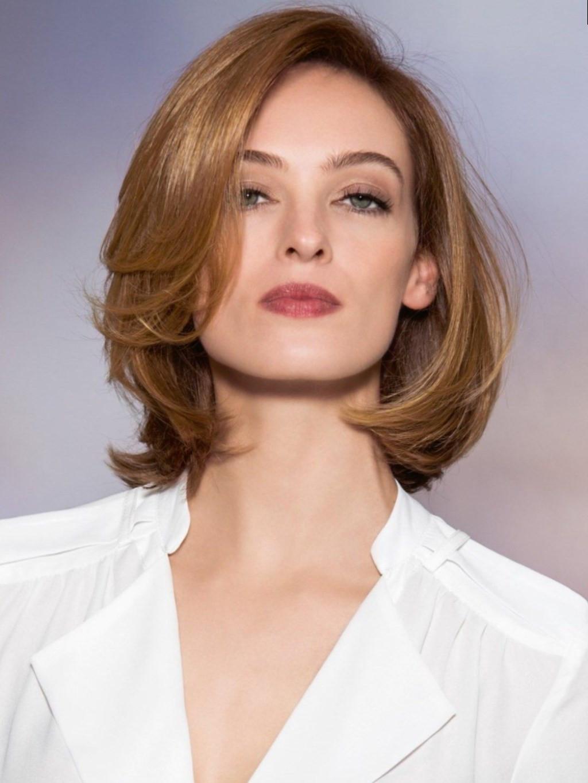 Frisuren Mittellang Damen  Frisuren 2018 damen halblang aktualisiert September