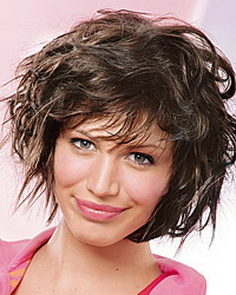 Frisuren Naturkrause Kurz  Frisuren locken kurz