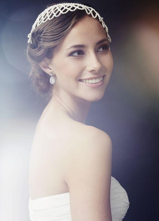 Frisuren Standesamt  Brautfrisur für Standesamt Bilder Madame