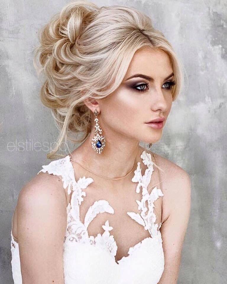 Frisuren Standesamt  Via Strictly Weddings Wedding Hairstyles