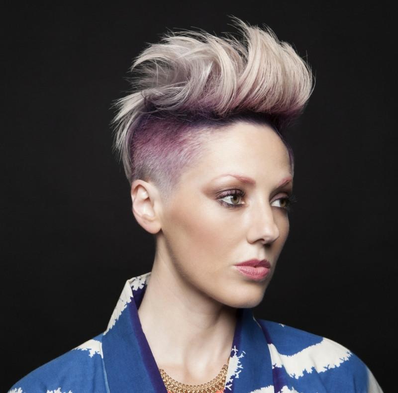 Frisuren Styler  Undercut Frisuren Der umstrittene Modetrend in Bildern