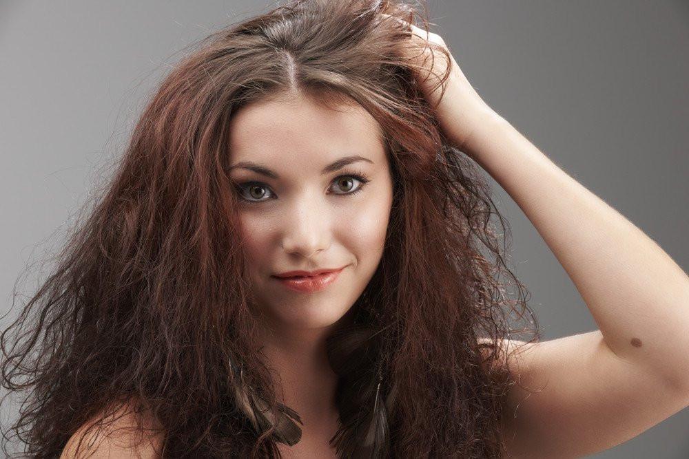 Frisuren Tipps  Tipps krauses Haar Frisuren Magazin