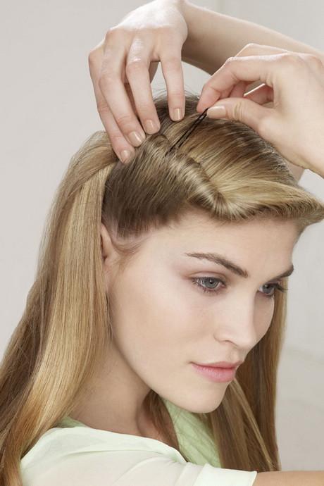 Frisuren Zum Nachmachen  Frisuren zum nachmachen mit anleitung