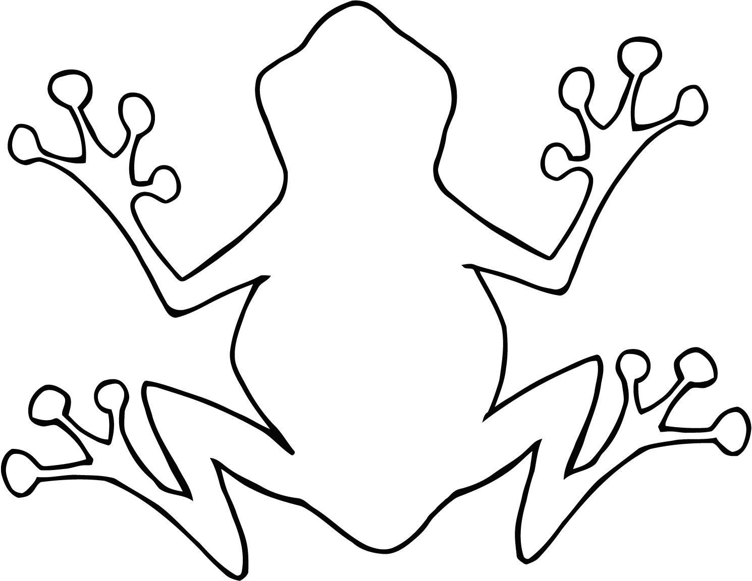Frosch Ausmalbilder Zum Ausdrucken  Malvorlagen fur kinder Ausmalbilder Frosch kostenlos