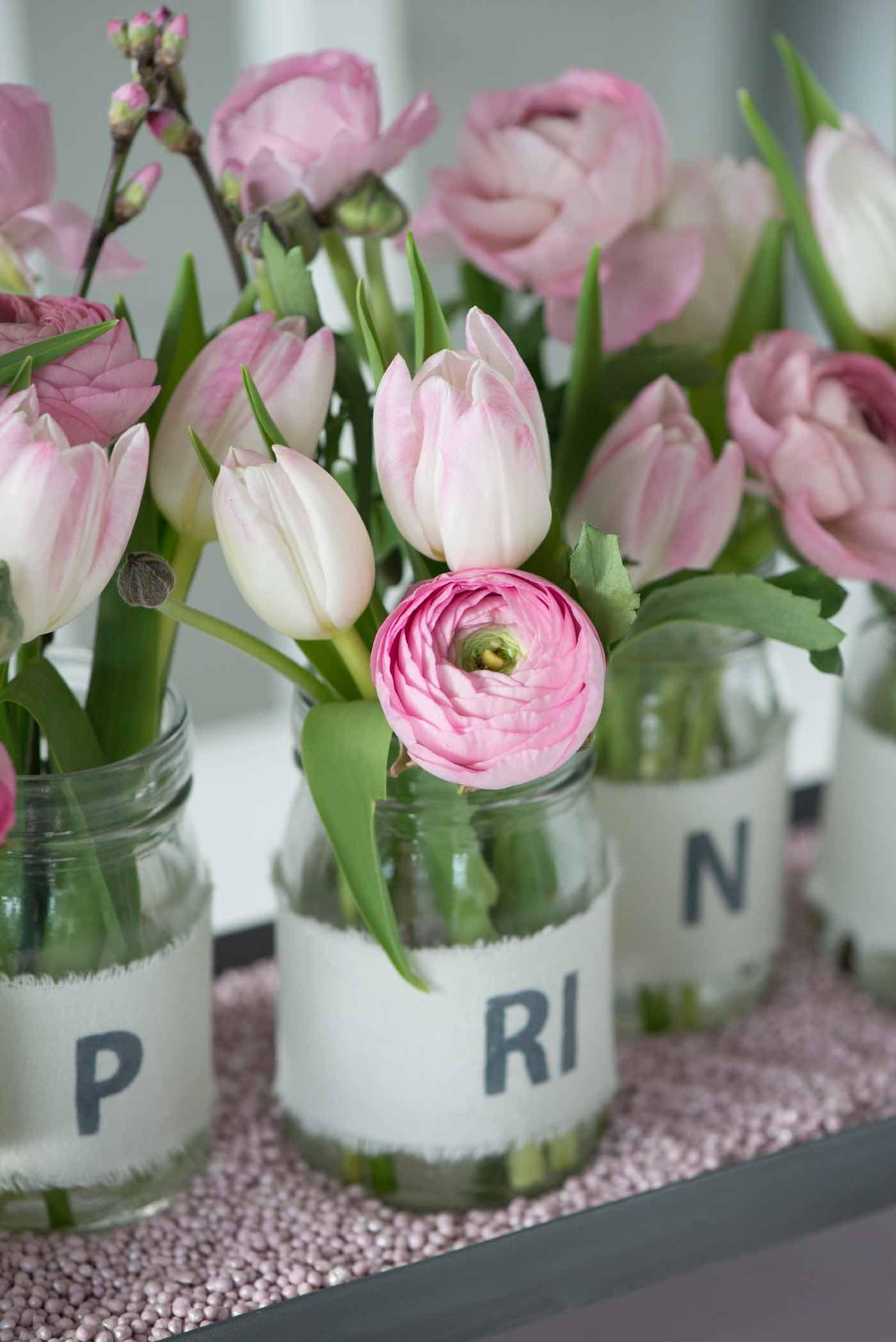 Frühlingsdeko Diy  Gast Beitrag DIY Frühlingsdeko leicht gemacht