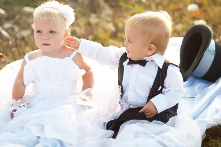 Fürbitten Hochzeit Kind