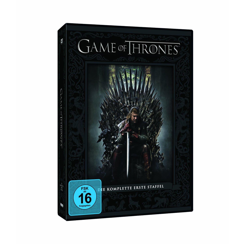 Game Of Thrones Geschenkideen  Geschenkideen für Weihnachten DVD und Blu ray Forumla