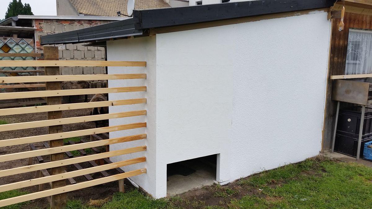 Garage Bauen  Der Bau meiner Mähroboter Garage Heimwerker Blog