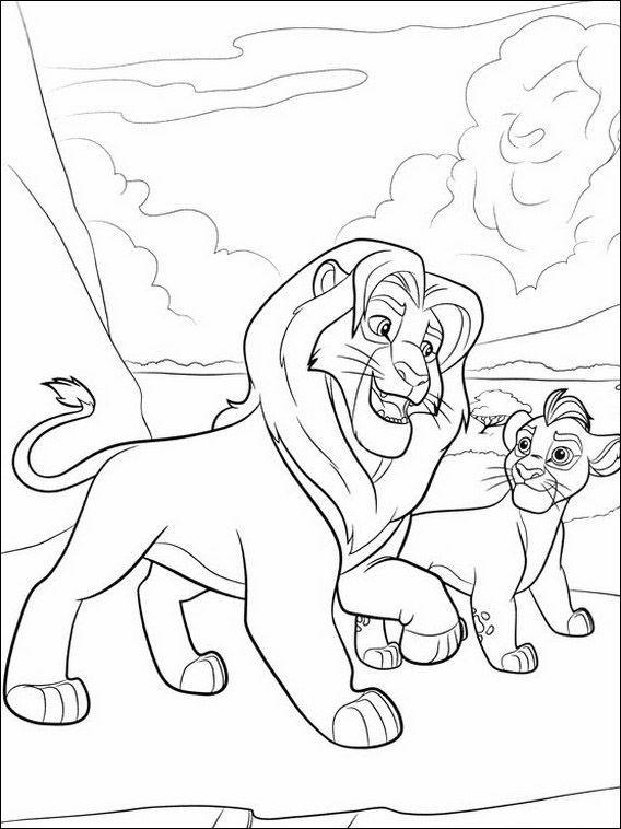 die besten ideen für garde der löwen ausmalbilder - beste
