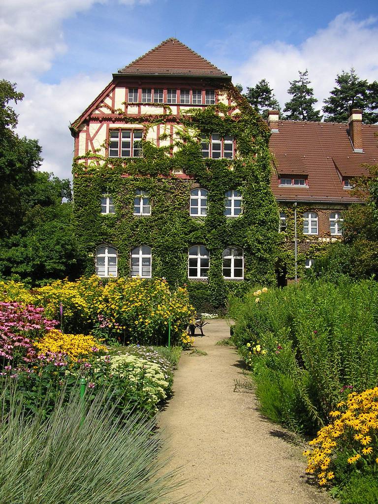 Garten Berlin  Botanical Garden in Berlin Berlin Germany Tourist