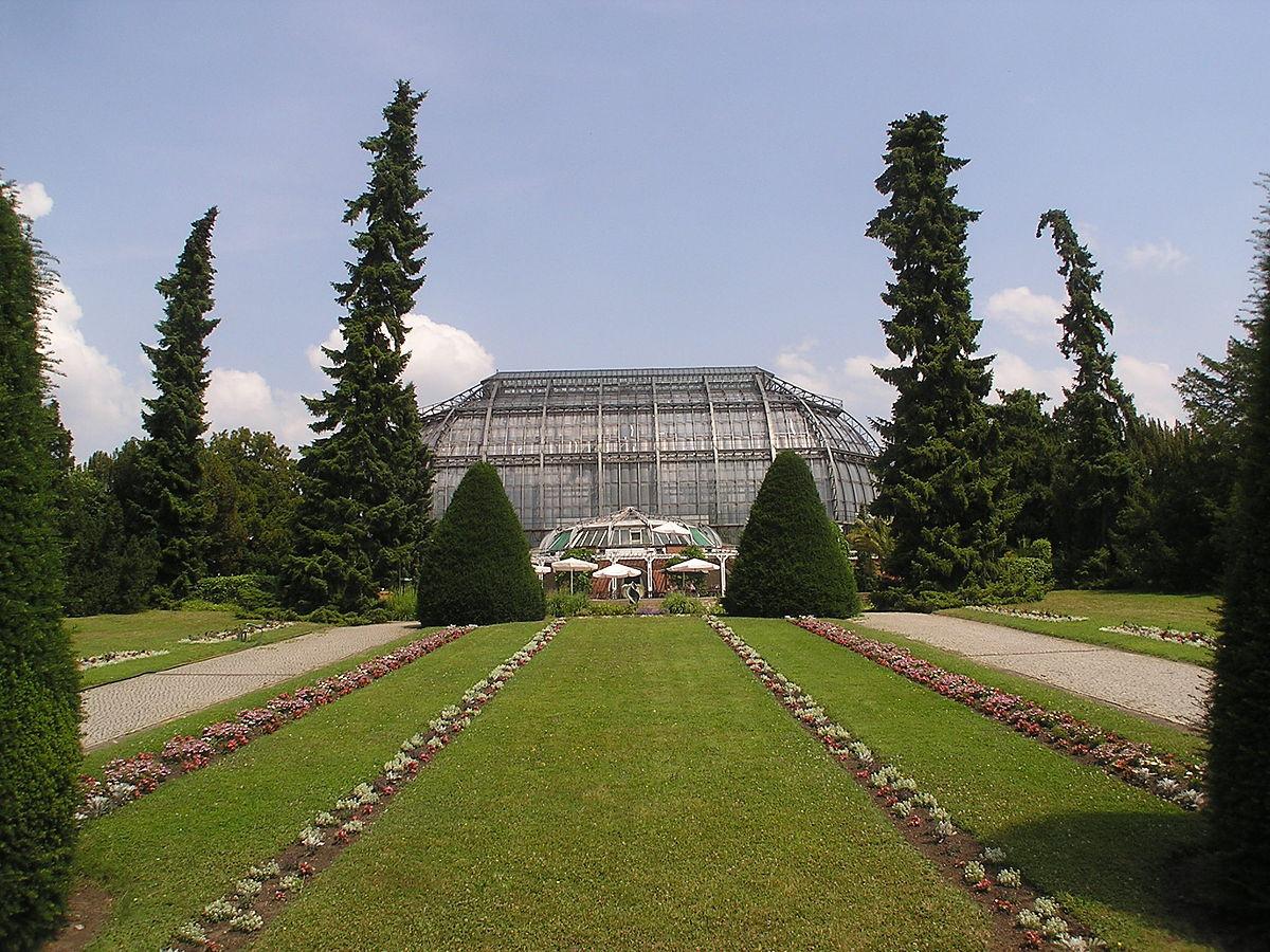 Garten Berlin  Botanischer Garten und Botanisches Museum Berlin Dahlem