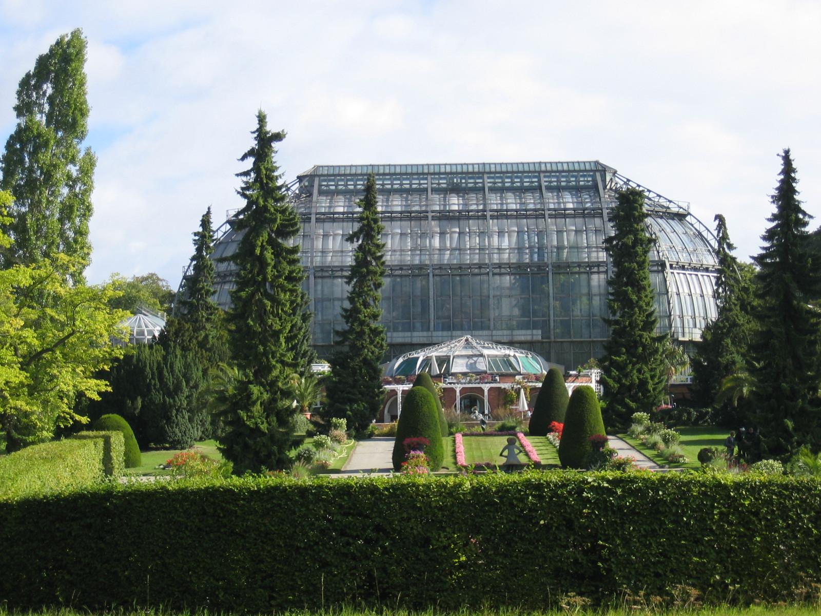 Garten Berlin  File Gewaechshaus Botanischer Garten Berlin