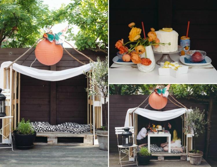 Garten Diy  Garten für Kinder DIY Kindermöbel und Spielecken für draußen