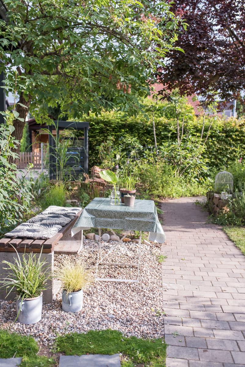 Garten Diy  Morgens im Garten Leelah Loves