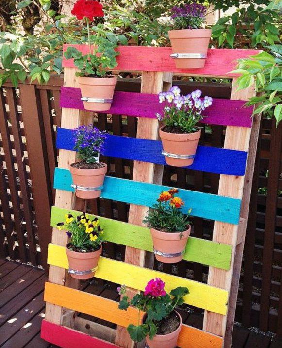 Garten Diy  50 Ideen für DIY Gartendeko und kreative Gartengestaltung