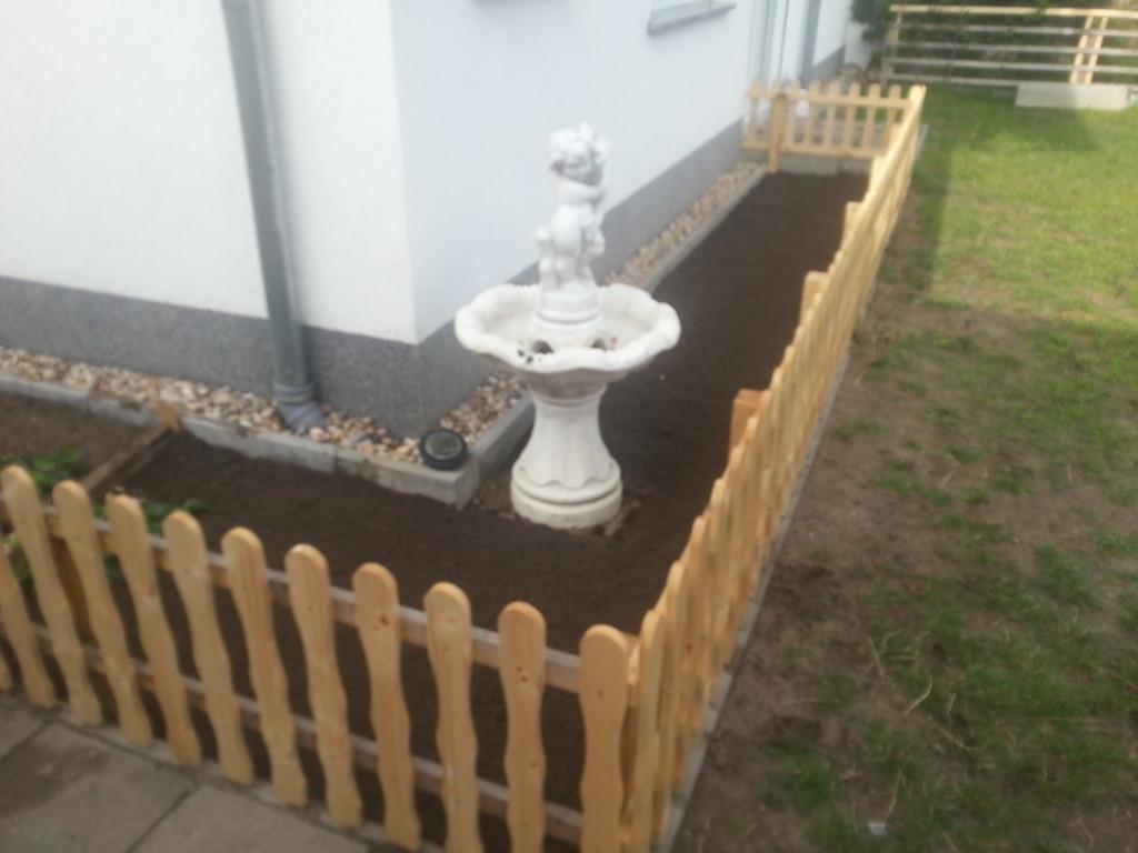 Gartenzaun Diy  Gartenzaun einfach selber bauen