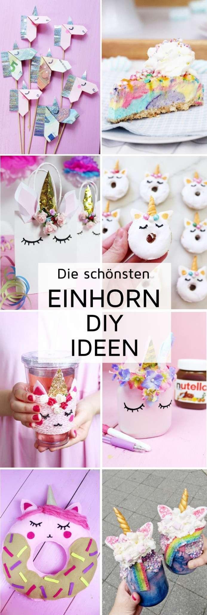 Geburtstag Geschenke Ideen  1 Geburtstag Deko Selber Machen Home Ideen
