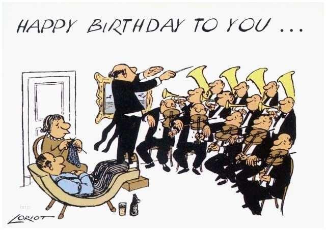 Geburtstag Zitate Loriot  Geburtstag Zitate Loriot Cool Geburtstagswünsche