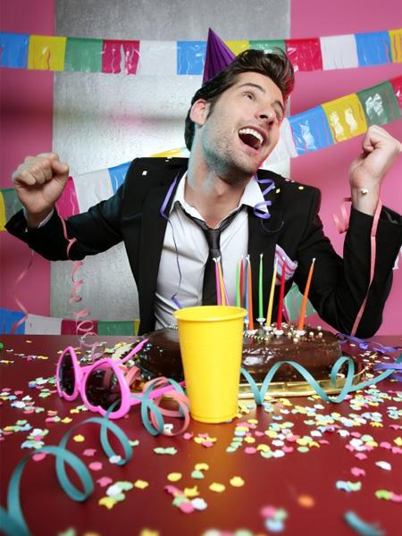 Geburtstagsbilder Für Frauen Lustig  Geburtstagssprüche für den Mann