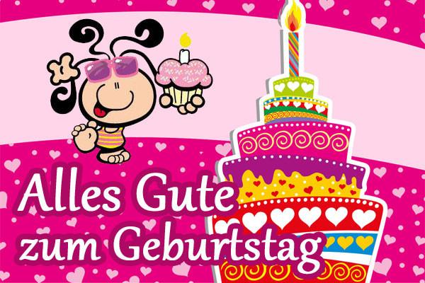 Geburtstagsbilder Lustig Für Frauen  Geburtstagsbilder für frauen Beste Geburtstagsbilder