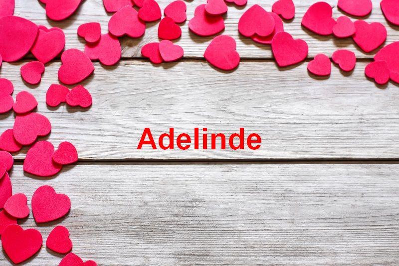 Geburtstagsbilder Mit Namen  Bilder mit namen Adelinde