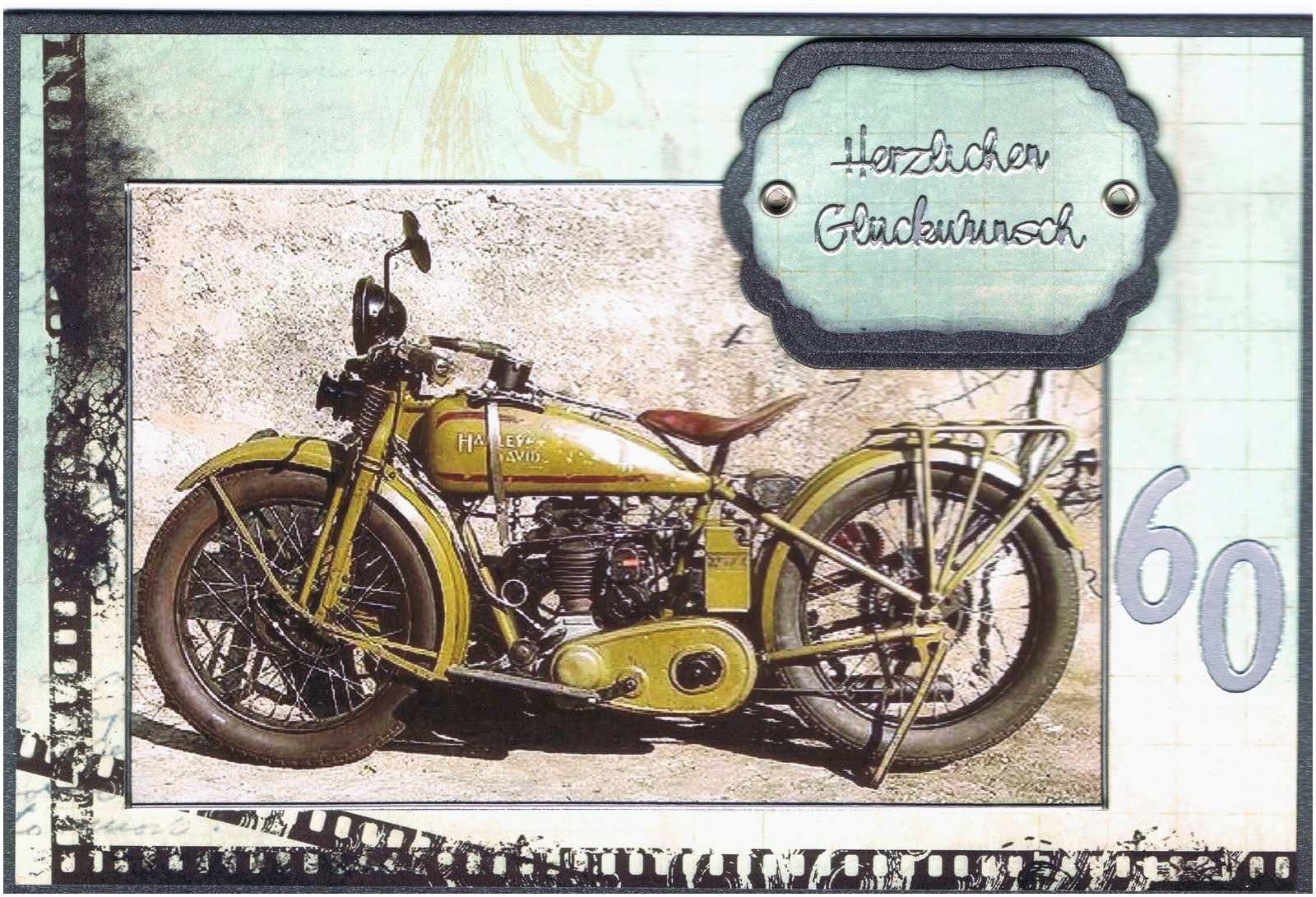 Geburtstagsbilder Motorrad  Geburtstag Motorrad Neu Ledrojaner Hat Heute Geburtstag
