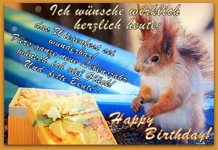 Geburtstagsbilder Tiere  GeburtstagsBilder Geburtstagskarten und