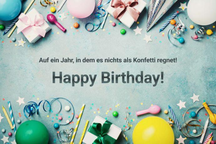 Geburtstagsbilder Whatsapp  WhatsApp Geburtstagssprüche mit Emojis zum Kopieren