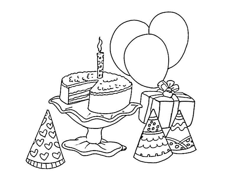 Geburtstagsbilder Zum Ausmalen  Ausmalbilder Eiskönigin ausmalbilder