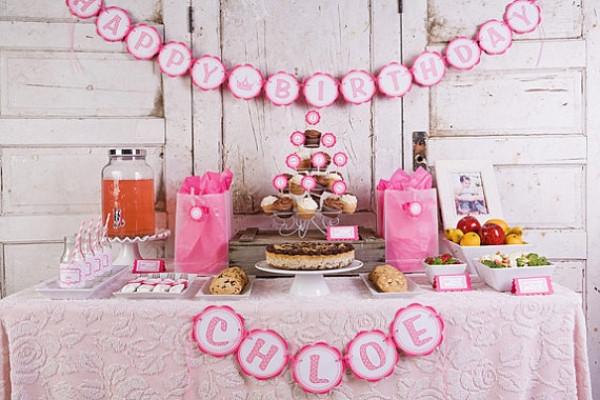 Geburtstagsfeier Idee  Kindergeburtstag feiern – 73 tolle Themenparty Deko Ideen