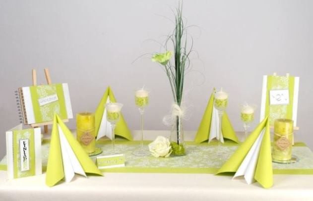 Geburtstagsfeier Ideen 50  Tischdekoration zum 50 Geburtstag – frühlingsfrische