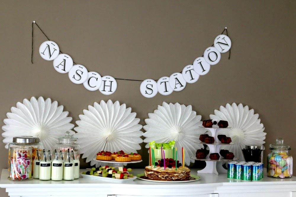 Geburtstagsfeier Ideen Für 14 Jährige  Wir feiern eine Wellness Party beim Kindergeburtstag