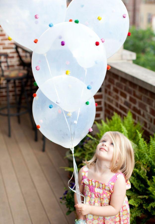 Geburtstagsfeier Ideen Für 15 Jährige  15 coole Ballonparty Dekor Ideen Deko