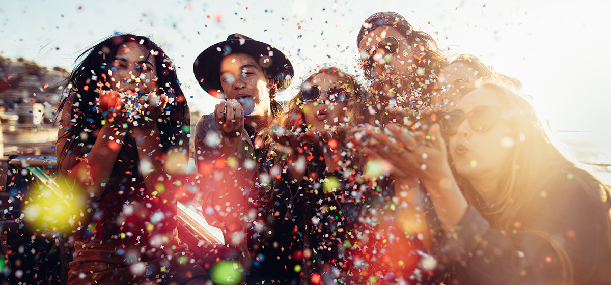 Geburtstagsfeier Mal Anders  Eure Geburtstagsfeier mit den besten Freunden soll in