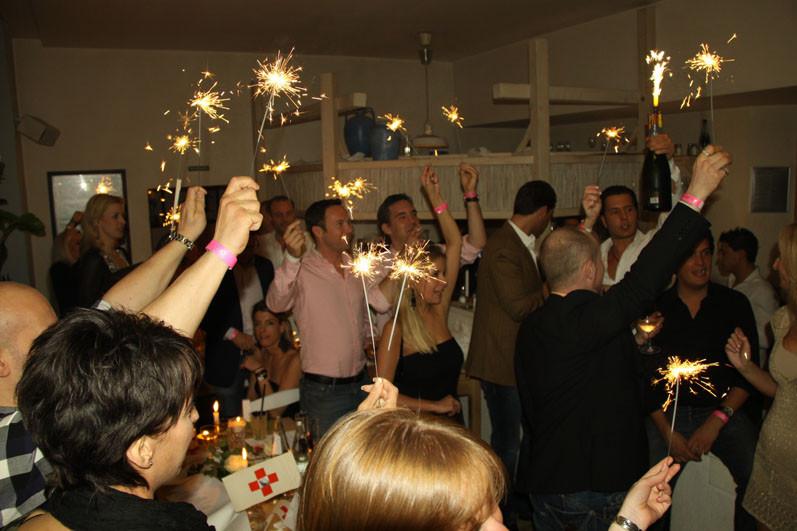 Geburtstagsfeier München  IR Event