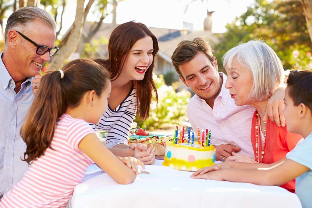 Geburtstagsfeier  Ihr Geburtstag oder Ihre Geburtstagsfeier in der Alster Au