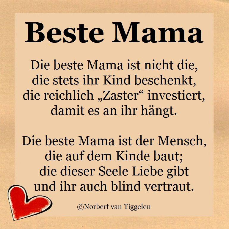 Geburtstagsgedichte Für Mama  Van Tiggelen Gedichte Menschen Leben Weisheit Welt