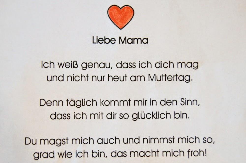 Geburtstagsgedichte Für Mama  Was tut sich bei Isabella ♥ Liebe Mama ♥