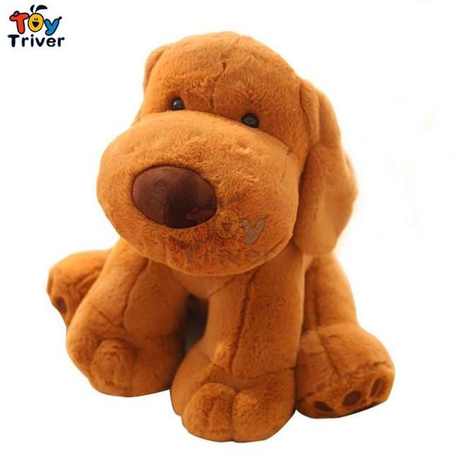 Geburtstagsgeschenk 3 Jahre  Tragbar 40 cm Kawaii Simulation Gelb Welpen Hund