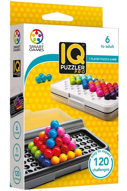Geburtstagsgeschenk 5 Jahre  IQ PUZZLER PRO Jeux de société Smart Games Boutique