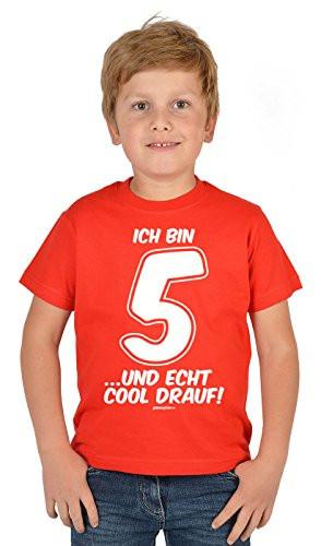 Geburtstagsgeschenk 5 Jahre  Kindermode für Jungs von Veri günstig online kaufen bei