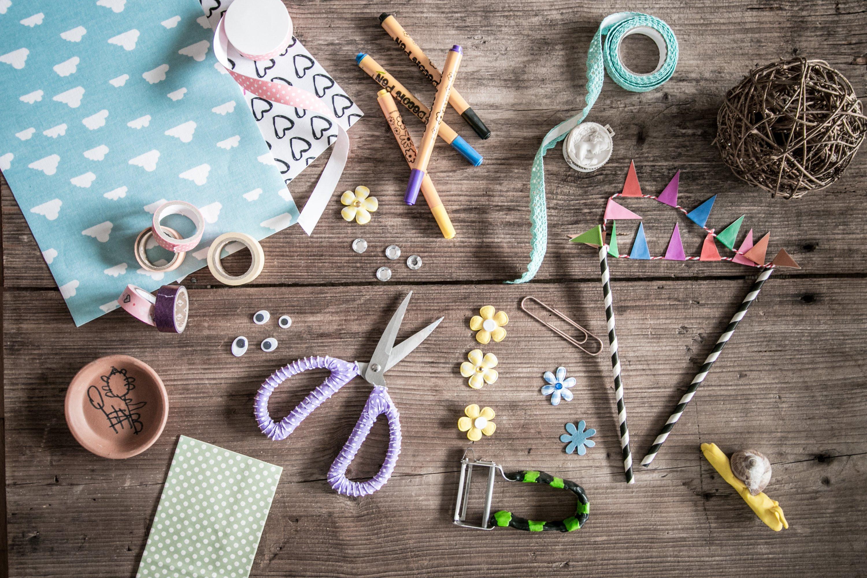 Geburtstagsgeschenk 7 Jährige  Geschenke selber basteln Einfache und hübsche Ideen