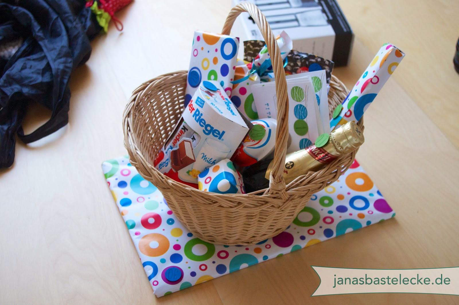 Geburtstagsgeschenk Für Freundin  JanasBastelecke Geburtstagsgeschenk zum 30 für den Mann